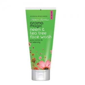 Aroma Magic Neem Face Wash, 100ml - Pack of 3