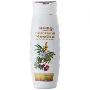 Patanjali Kesh Kanti Reetha Hair Cleanser Shampoo, 200ml