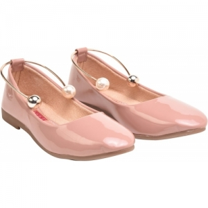 tryfeet Pink Synthetic Slip-on Bellies