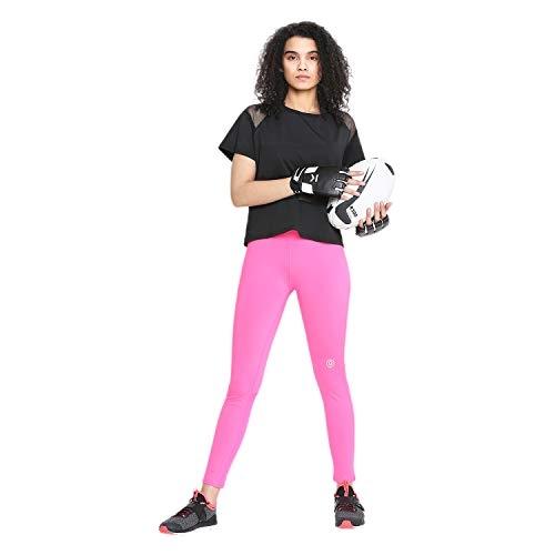 CHKOKKO Round Neck Half Sleeve Yoga Sports Dryfit Active Wear Gym Tshirt