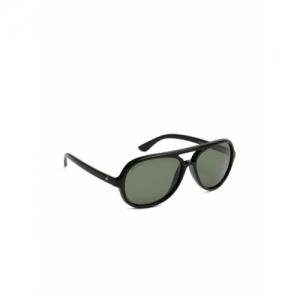 Fastrack Men Oval Sunglasses NBP358BK4P