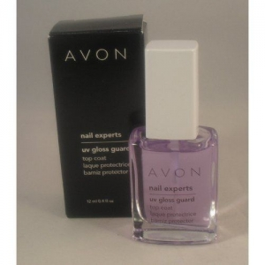 Avon Nail Experts UV GLoss Guard Top Coat