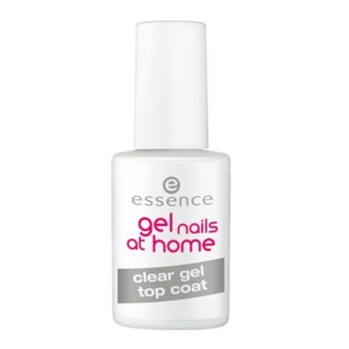 Essence Gel Nails At Home Clear Gel Top Coat