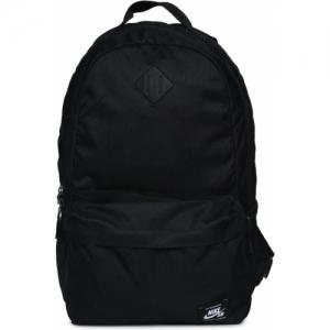 Nike Black Polyester Backpack