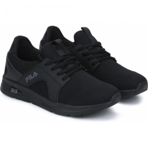 Fila LITMAN Black SOL SS 19 Walking Shoes For Men
