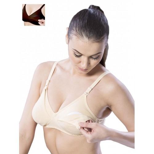 17afc20124e Buy Floret Pack of 2 Full-Coverage Nursing Bra online