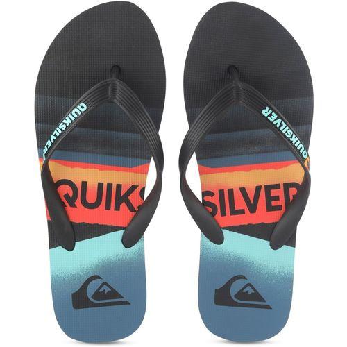 Quiksilver MOLOKISLASHLOGO Flip Flops