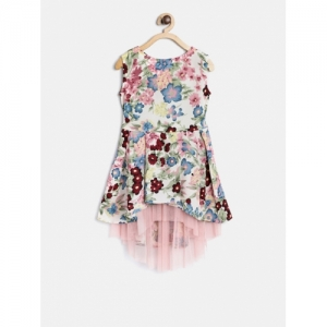 9a36c027063 Buy latest Girls s Dresses   Frocks On Myntra online in India - Top ...
