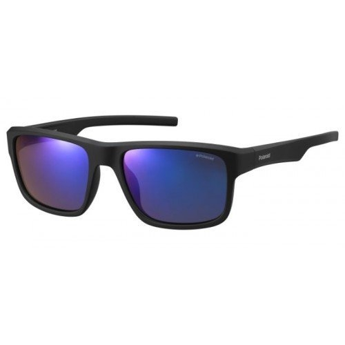 Polaroid Sunglasses Classic Polarized Rectangular Unisex Sunglasses