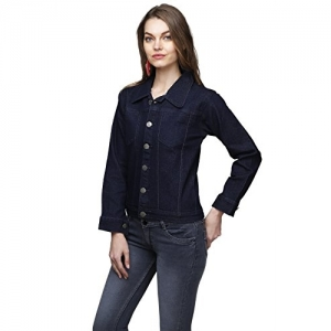 GANGA Blue Denim Jacket
