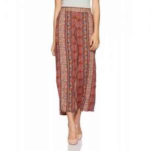 DJ&C By fbb Women's Relaxed Fit Palazzo