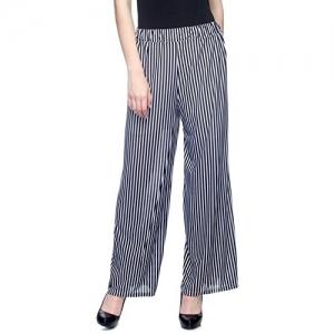 Tara Lifestyle Women's Lycra Stretchable Plain Casual Wear Palazzos
