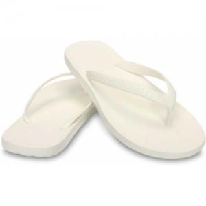 Crocs Boys Slipper Flip Flop(White)
