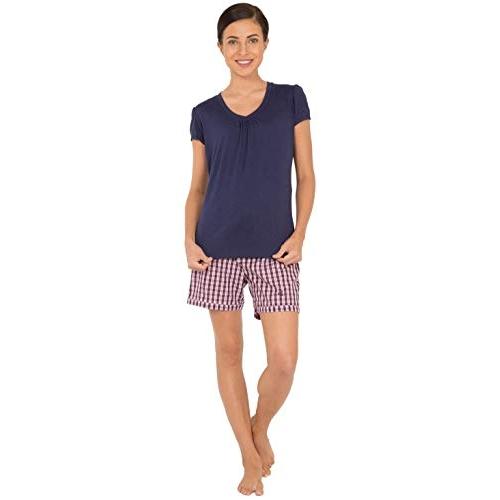 Jockey Women's MultiColour Cotton Shorts