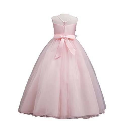 Moda Fina Baby Girl Party Wear Gown for Girls