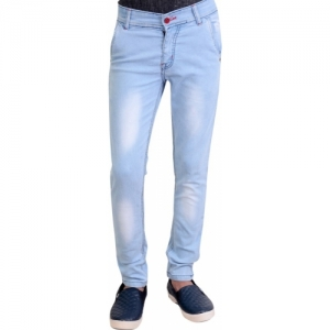 Fourgee Slim Denim Light Blue Jeans