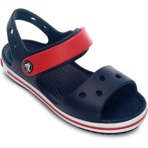 Crocs Boys & Girls Sling Back Flats(Dark Blue)