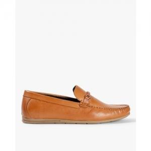 d1904af0675 Buy STEVE MADDEN Gander Genuine Leather Slip-On Shoes online ...