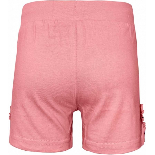 Kothari Pink Cotton Solid Casual Short(Pack of 1)