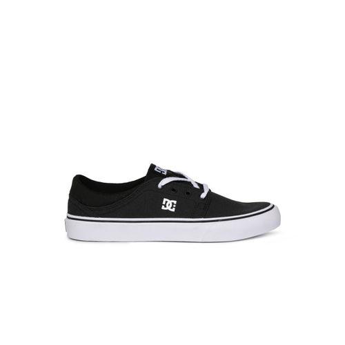 DC Men Black TRASE TX Sneakers