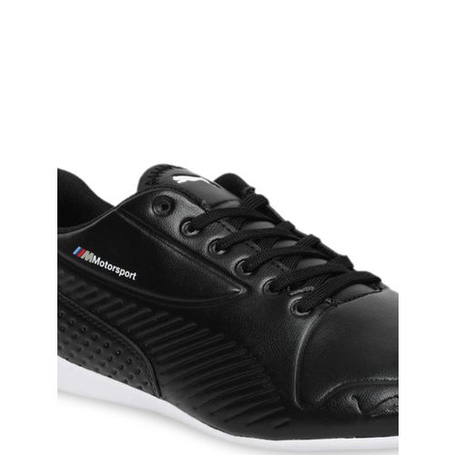 Puma Men Black BMW MMS Drift Cat 7S Ultra Sneakers