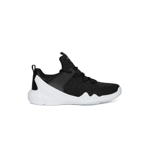 Skechers Men Black & Blue D'LITES - DLT-A Sneakers