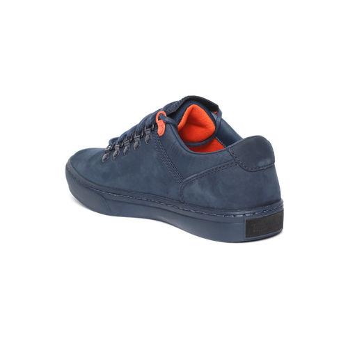 atraer Hacer un nombre Involucrado  Buy Timberland Men Navy Oxford Tenisica Adventure 2.0 Cupsole Alpine  Leather Casual Shoes online | Looksgud.in