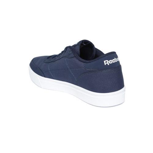 Reebok Classic Unisex Navy Blue Royal Heredis Vulc Sneakers