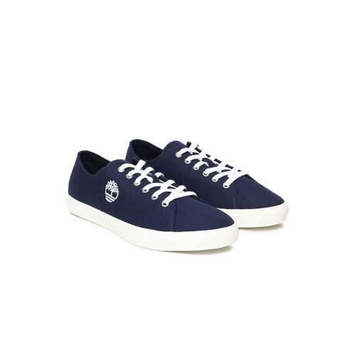 Buy Timberland Men Navy Blue Union Wharf Lace Oxford
