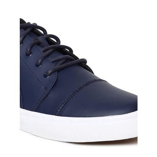 Puma Men Navy Blue Foxster XT IDP Sneakers