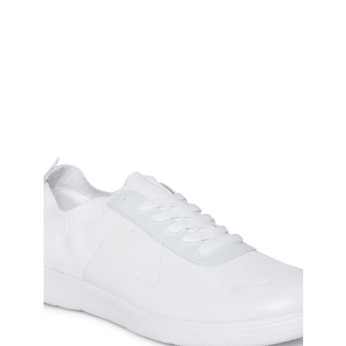 Allen Solly Men White Sneakers