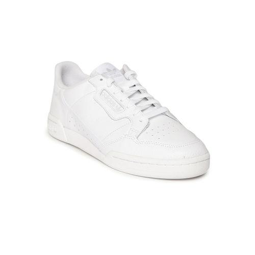 adidas originals continental 80 mens white