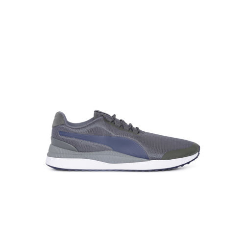 Puma Unisex Grey Pacer Next FS Sneakers