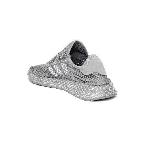 ADIDAS Originals Men Grey Deerupt Runner Sneakers