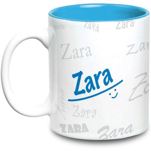 Hot Muggs Me Graffiti - Zara Ceramic Mug(315 ml)