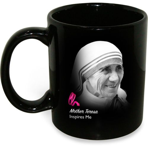 Hot Muggs Mother Teresa - Not all of us can do Ceramic Mug(350 ml)
