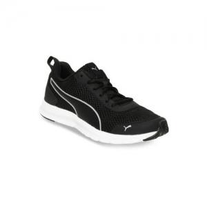 Puma Rapid Runner IDP Walking Shoes For Men(Black)