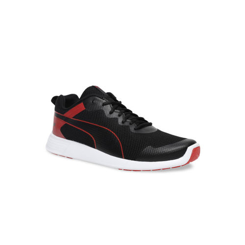 Puma Bolt X Idp Running Shoes For Men(Black)
