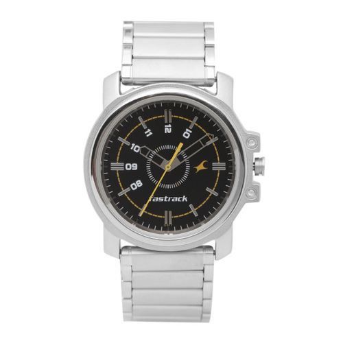 Fastrack NG3039SM02 Basics Analog Watch - For Men