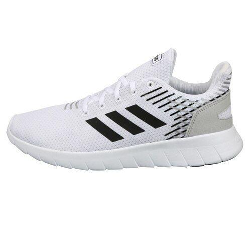 ADIDAS Men White Asweerun Running Shoes