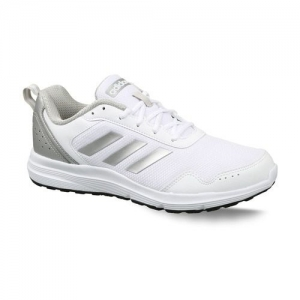 ADIDAS Men White & Grey ERDIGA 4.0 Running Shoes
