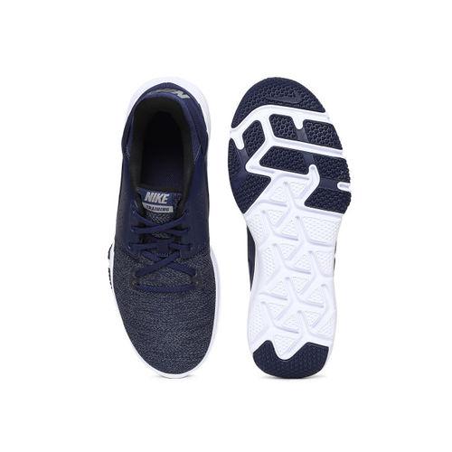 Nike FLEX CONTROL TR3 Training & Gym Shoes For Men(Blue)