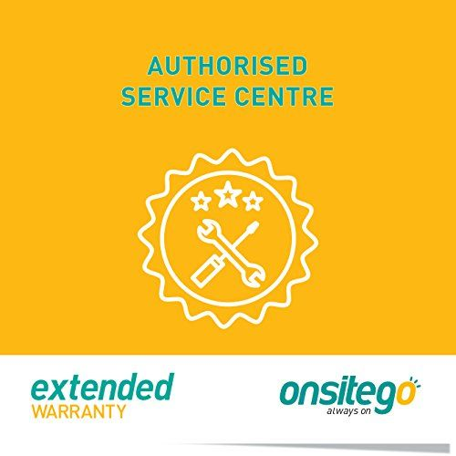 OnsiteGo 1 year Extended Warranty for Small Appliances (Rs.0 to 5000)