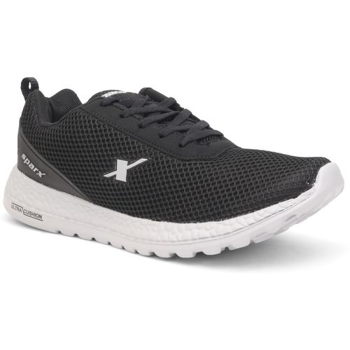 Sparx Men SM-414 Black Beige Walking Shoes For Men(Black)