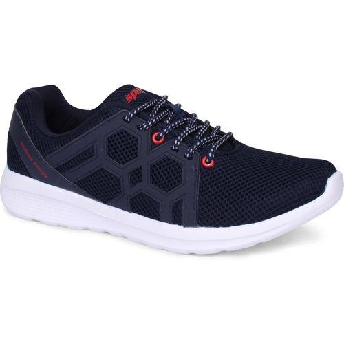 Sparx Men SM-421 Navy Blue Red Running Shoes For Men(Navy, Red)