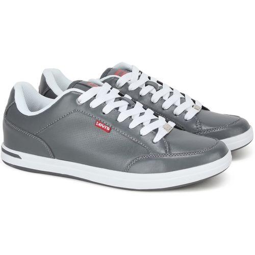 AART CORE PU Sneakers For Men(Grey