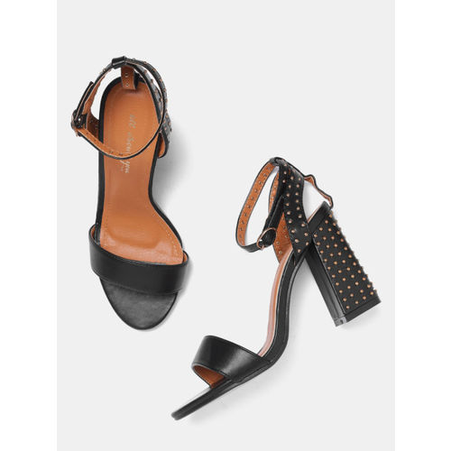 all about you from Deepika Padokone Women Black Solid Heels
