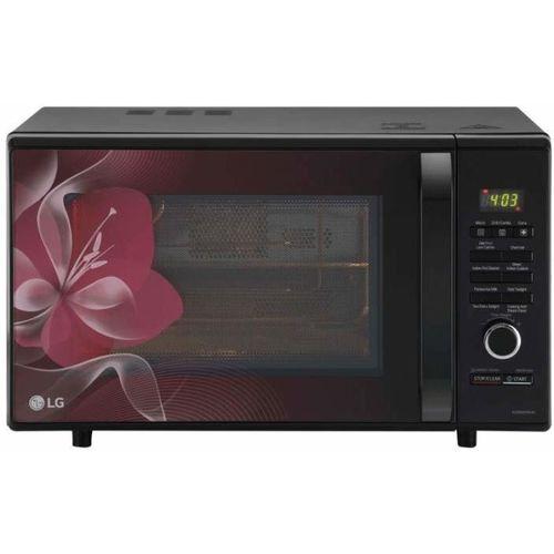 LG 28 L Convection Microwave Oven(MJ2886BWUM.DBKQILN, Floral)