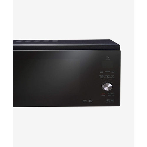 LG MJ3965BQS 39L Convection Microwave Oven (Black)