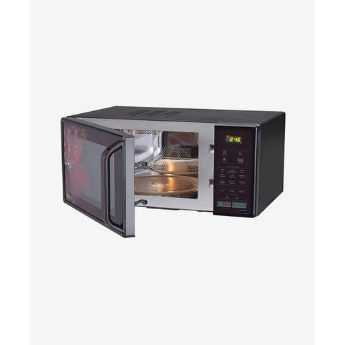 LG MC2146BRT 21L Convection Microwave Oven (Black)
